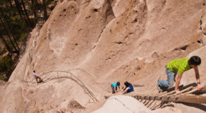The 7 Scariest Hikes In New Mexico Are Not For The Faint Of Heart