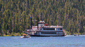 The Riverboat Cruise In Northern California You Never Knew Existed