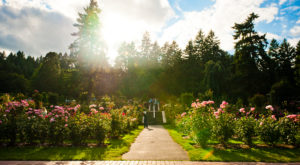 If You've Never Been To This Gorgeous Portland Garden, You've Been Missing Out