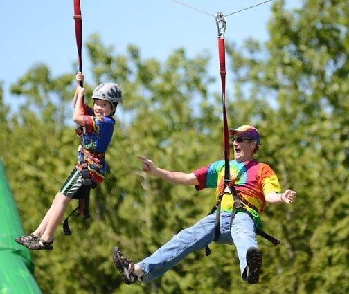 East Coast Ziplines The Epic Zipline Experience In Maryland