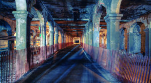 You Can Soon Tour This Creepy Abandoned Subway Hiding Underneath Cleveland's Streets