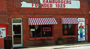Everyone Goes Nuts For The Hamburgers At This Nostalgic Eatery In Mississippi
