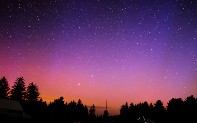 nasa northern lights forecast 2017 - photo #30
