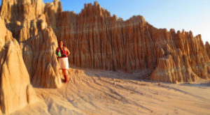 The Most Unusual Natural Rock Formations In Nevada You'll Want To Discover
