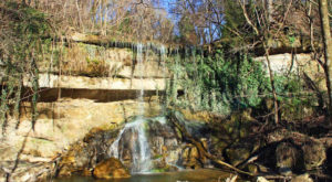 This Mississippi Waterfall Is Hiding In A State Park And Most People Have No Idea It Exists