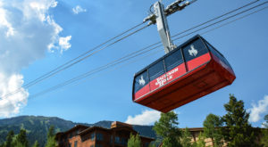 This Epic Tram Ride Is An Unforgettable Way To Experience Wyoming