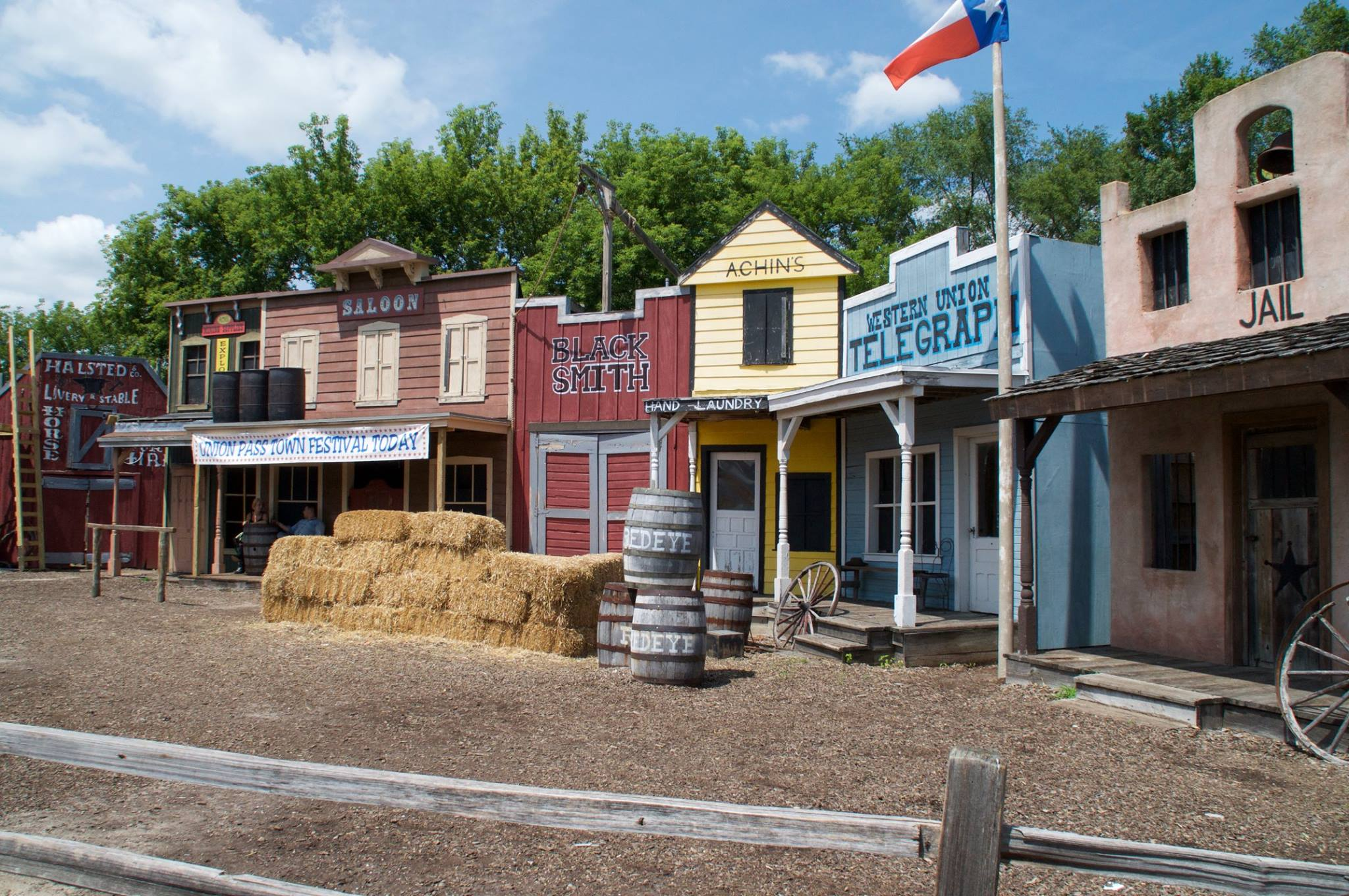 Wild West Town Amusement Park In Illinois Will Take You Back In Time