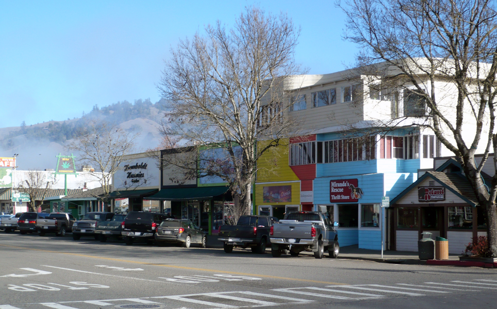 Garberville Is The Most Eccentric Town In Northern California