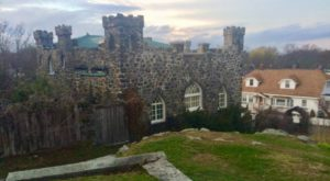 Spend The Night In Massachusetts' Most Majestic Castle For An Unforgettable Experience