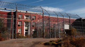 There's Something Ominous About This Massive Decaying Prison