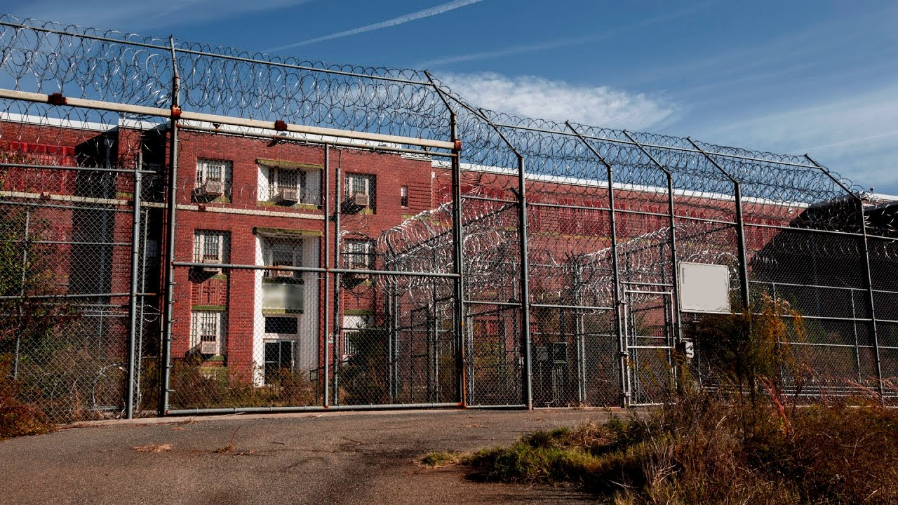 There S Something Ominous About This Massive Decaying Prison