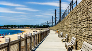 Everyone Must Visit The Most Iconic Boardwalk In Connecticut Before They Die