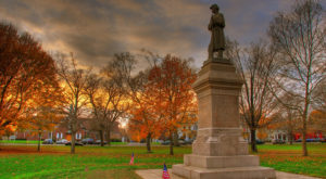 Most People Don't Know This Park In Connecticut Was Built On An Ancient Burial Ground