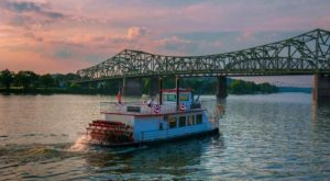 The Riverboat Cruise In West Virginia You Never Knew Existed