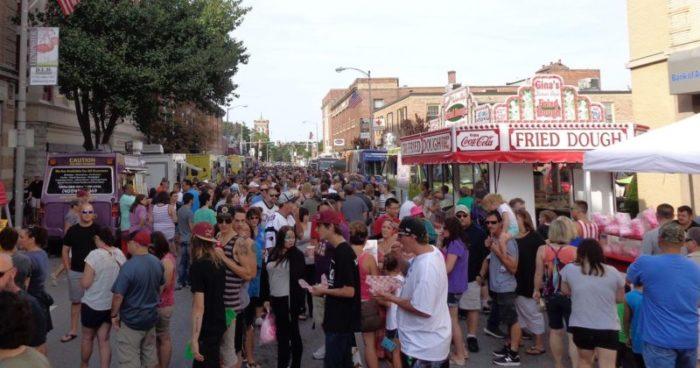 Clustertruck Food Festival