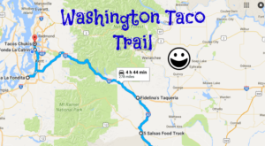 Your Tastebuds Will Go Crazy For This Amazing Taco Trail In Washington
