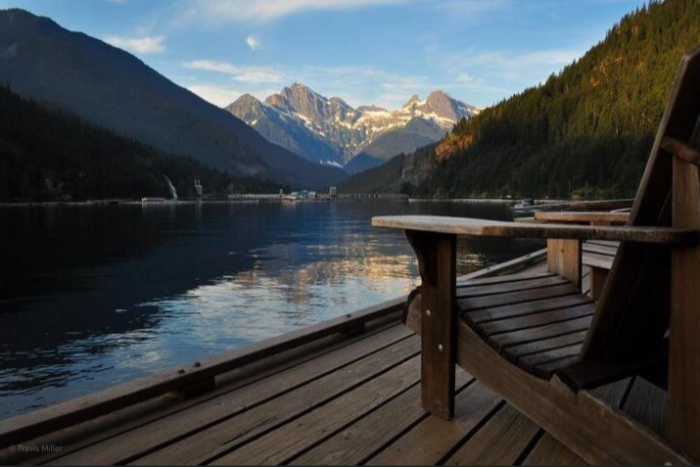These Floating Cabins In Washington Are The Ultimate Place