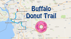 There's A Donut Trail In Buffalo And It's Everything You've Ever Dreamed Of