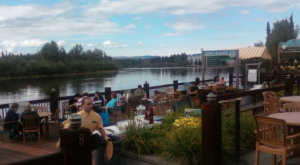 10 Alaska Restaurants With The Most Amazing Outdoor Patios You'll Love To Lounge On