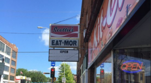 Everyone Goes Nuts For The Hamburgers At This Nostalgic Eatery In Wisconsin