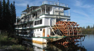The Riverboat Cruise In Alaska You Never Knew Existed
