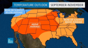 If You Live In Oklahoma, You Might See An Endless Summer This Year