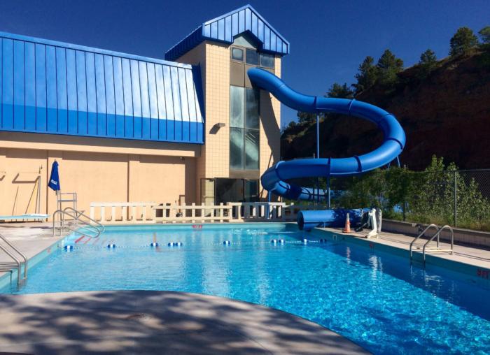 Evans Plunge hosting grand opening Saturday   Hot Springs