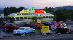 Everyone Goes Nuts For The Hamburgers At This Nostalgic Eatery In Utah