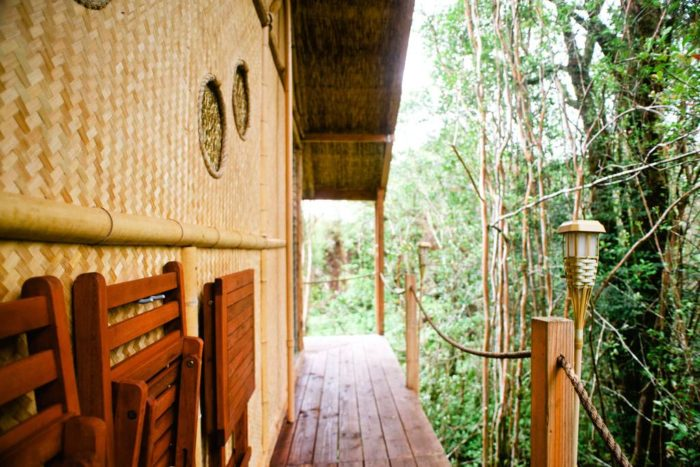 Sleep Underneath The Forest Canopy At This Dreamy Hawaii