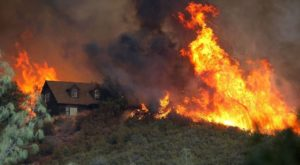 Wildfires Are Ripping Through Parts Of California And Forcing Evacuations