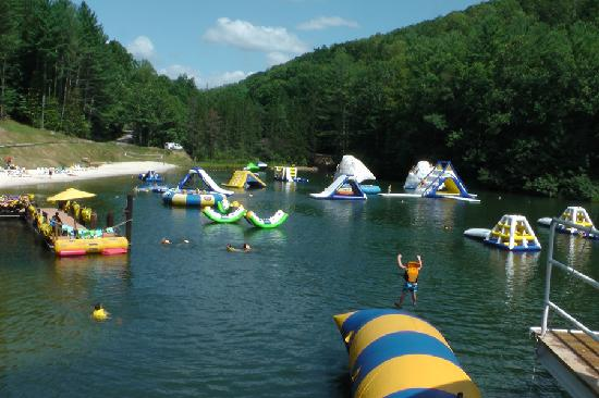 Ace Adventure Resort In West Virginia Is Perfect For A