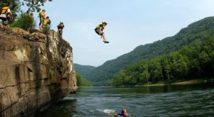 You Won't Want To Miss This Outdoor Adventure In West Virginia This Summer