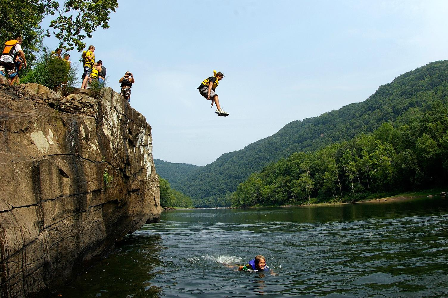 Ace Adventure Resort In West Virginia Is Perfect For A Summer Family Vacation