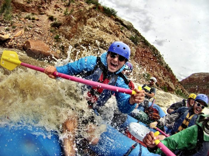 River Rafting With Adrift Dinosaur The Utah Adventure You