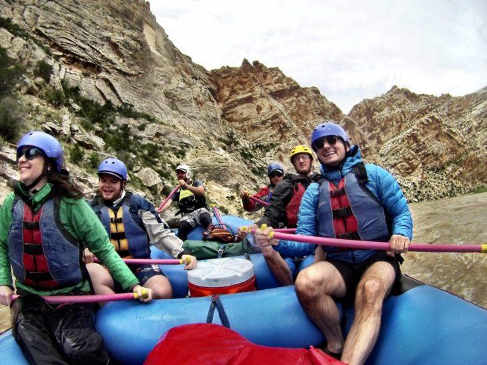 River Rafting With Adrift Dinosaur The Utah Adventure You