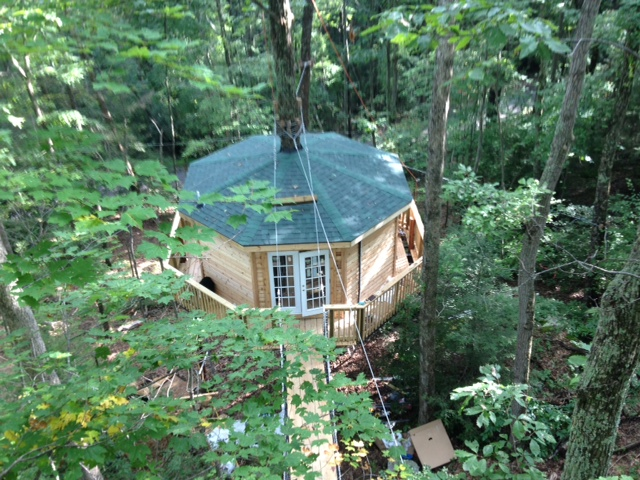 Superb Treehouse Rentals Indiana Part - 11: 7 Amazing Treetop Adventures You Can Only Have In West Virginia