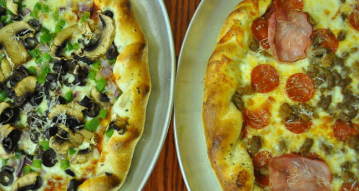 anchovie's, red river nm, pizza