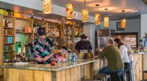 The Tropical Themed Restaurant In Washington DC You Must Visit Before Summer's Over