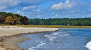 The Top Secret Beach In Maine That Will Make Your Summer Complete