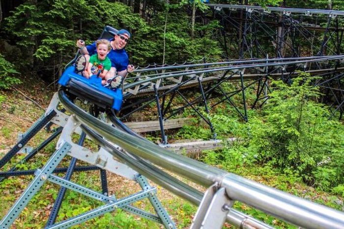 These 7 New Hampshire Ski Resorts Offer Epic Summer Adventures