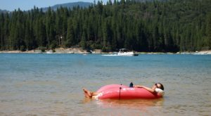 6 Lazy Rivers & Lakes Around San Francisco That Are Perfect For Tubing On A Summer's Day