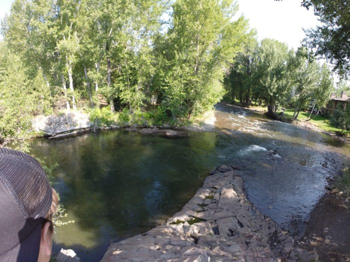 8 little known swimming spots in idaho for Sun valley idaho swimming pool