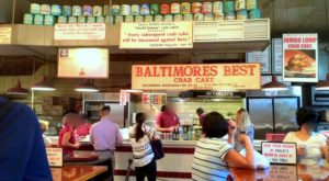 The World's Best Crab Cake Can Be Found Right Here In Baltimore