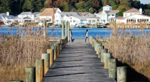 The Tiny Beach Town In Maryland You've Never Heard Of But Need To Visit
