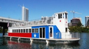 The Riverboat Cruise In Texas You Never Knew Existed