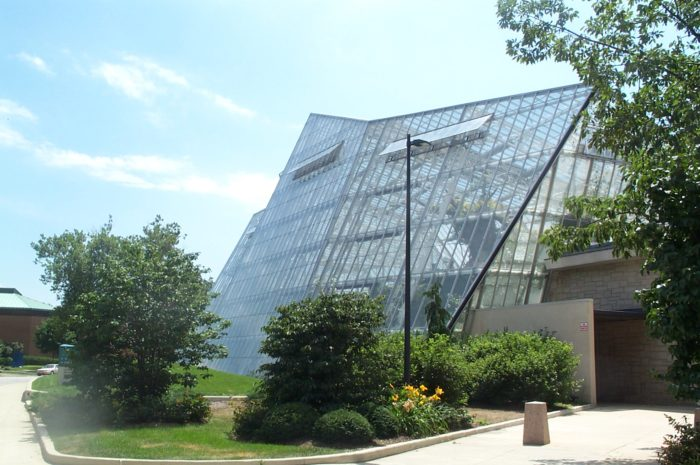 The Cleveland Botanical Garden Is The Best Butterfly House