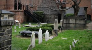 The Disturbing Cemetery In Baltimore That Will Give You Goosebumps