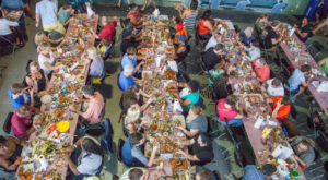 The World's Largest Crab Feast Is Right Here In Maryland And You'll Want To Visit