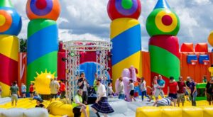 The World's Biggest Bounce House Is Coming To Wisconsin And You'll Absolutely Love It