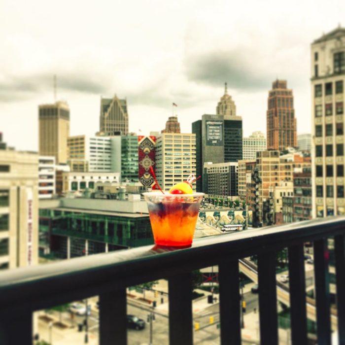 8 Restaurants With Views In Detroit